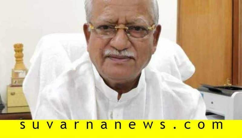 MP Ramesh Jigajinagi Talks Over Coronavirus
