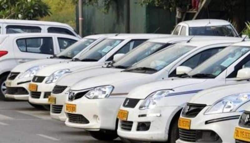 man died due to cab driver negligence at samshabad airport
