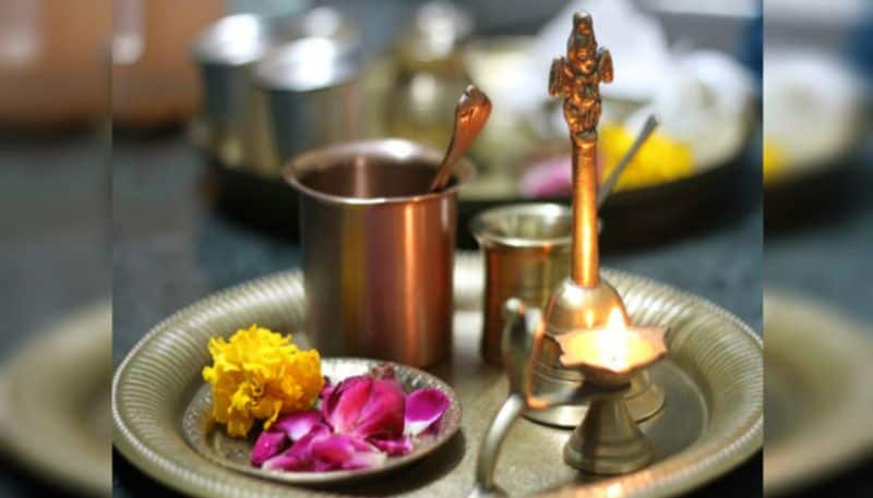 Some rituals of Durga puja