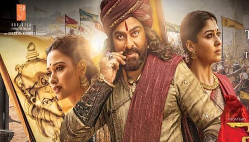 SyeRaa Narasimhareddy movie clear censor with zero cuts