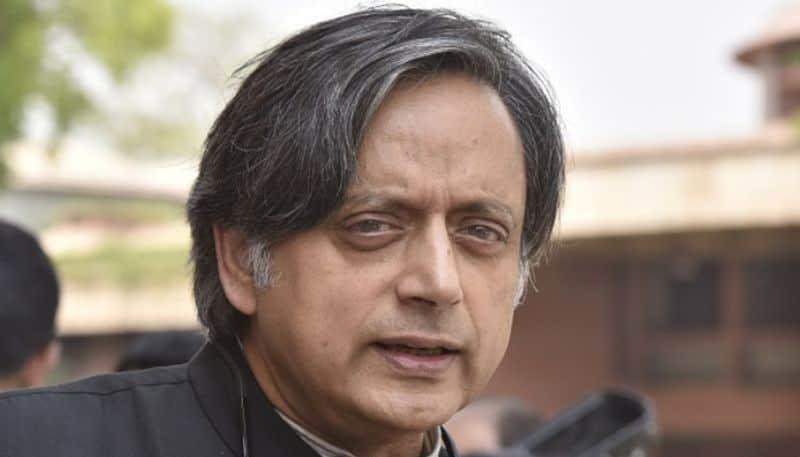 Howdy, Modi Congress leader Shashi Tharoor hails PM Modi says he deserves respect