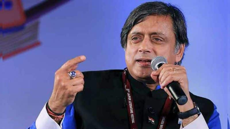 Shashi Tharoor trolled on Twitter for sharing picture of Nehru's visit to US in 1954