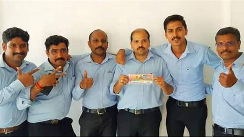 few Onam bumper winners from previous years