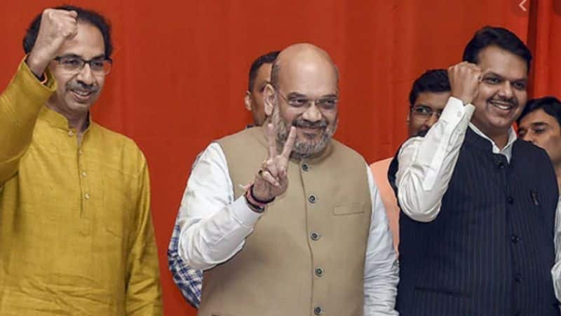There may be seat-sharing in BJP-Shiv Sena in Navratri