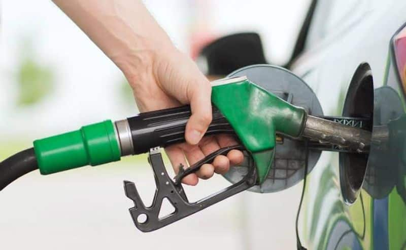 Petrol prices increased for the third consecutive day on Saturday