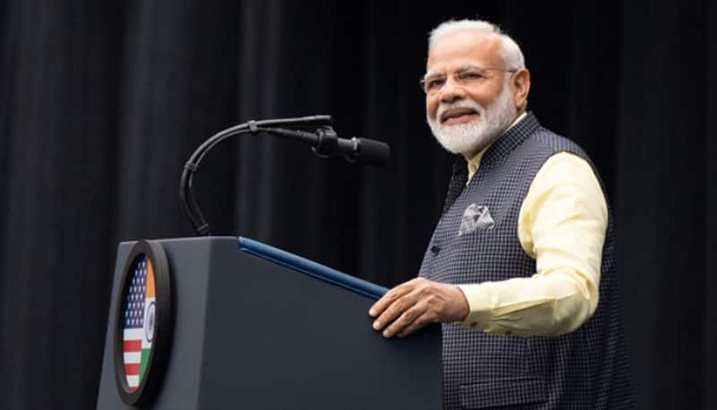 PM Modi Interacts with Over 40 Global CEOs, Highlights India's Steps Towards $5 Trillion Economy