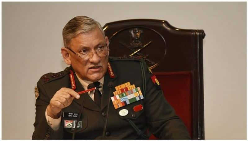 Balakot reactivated by Pakistan, 500 terrorists waiting to enter India, says Army Chief