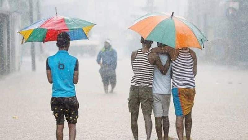 heavy rain in 11 districts today