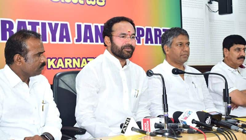 Article 370 scrapped: Government taking steps to improve life of citizens, says Union minister Kishan Reddy
