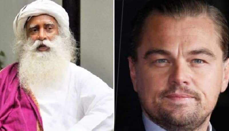 After Bollywood star, now Hollywood actor Leonardo DiCaprio supports Cauvery Calling