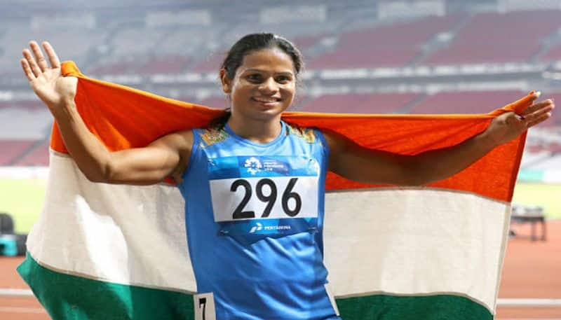 Indian athlete dutee chand wants to join politics