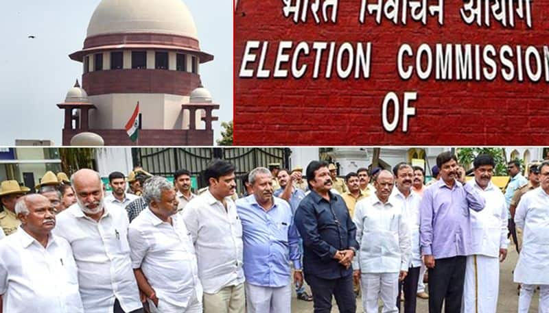 Election Commission bats for disqualified Karnataka MLAs, says they must be allowed to contest by-poll