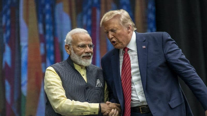 Howdy Modi: PM Modi holds meeting with Maldives President Solih in New York, to meet Trump at noon