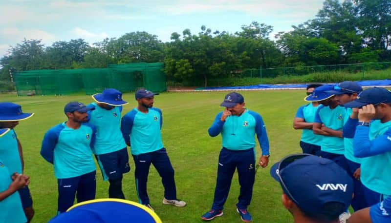 Bengal will face gujrat at first match of vijay hazare trophy