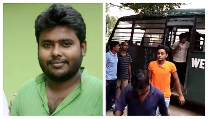 TMC youth and student wing leaders arrested from Murshidabad in gambling charges