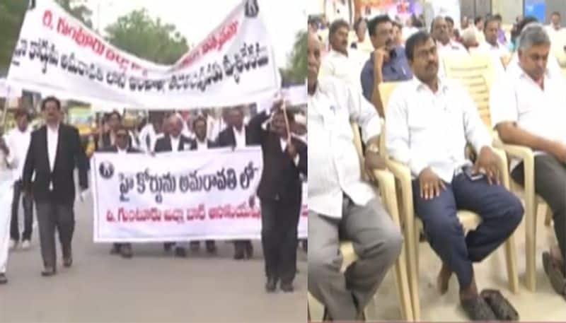 Movement on High Court move in ap politics