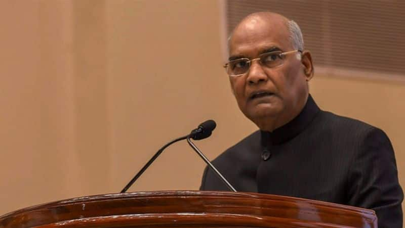 President Ram Nath Kovind wants modification in POCSO act