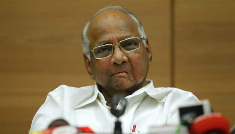 Pawar badly trapped before election, FIR registered