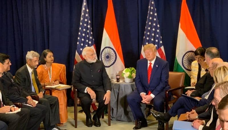 Learn why Trump said 'father of India' to Modi