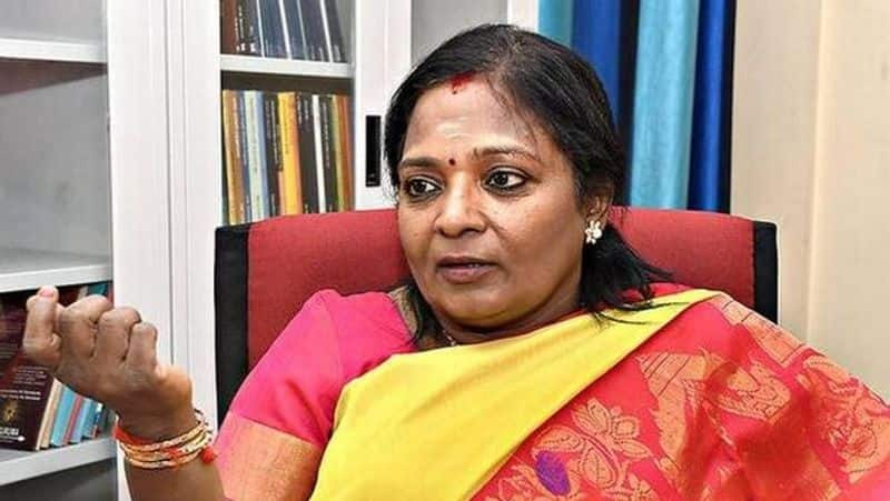 telangana governor tamilisai soundararajan comments on TSRTC strike after transport commissioner sunil sharma meet