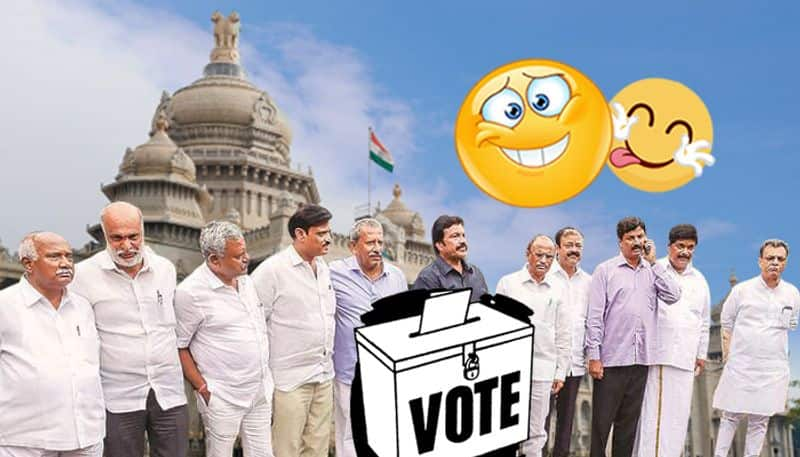 By-election: Karnataka MLAs who gave up their seats now forced to stand for their chance!