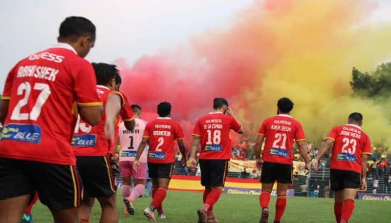 East Bengal rebranded as Sporting Club East Bengal; new logo unveiled