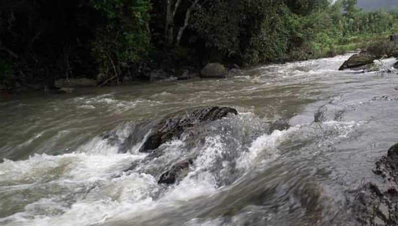 No Permission To Put Water Motor in Bhadra Canal