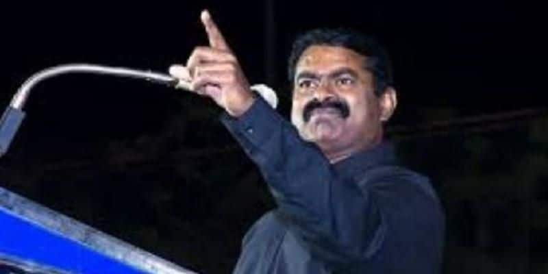 Is it the party that rules India ... Will there be a dilemma to compete alone in Tamil Nadu ..? Seeman questions BJP ..!