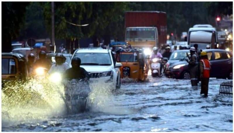 rain will be in normal mode for two days