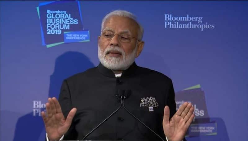 PM Modi meets New Zealand PM in New York; discusses international terrorism
