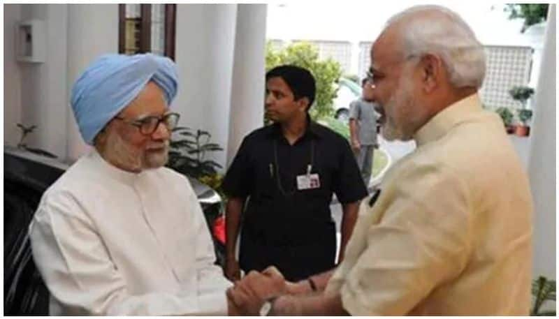 PM Modi extends wishes to former Prime Minister Manmohan Singh on birthday