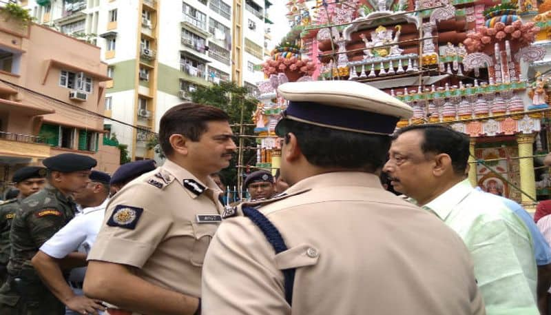 Kolkata police will take strict action if anyone found in lock down