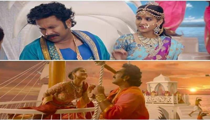 'Bahubali 2: The Conclusion' song spoof in Malayalam