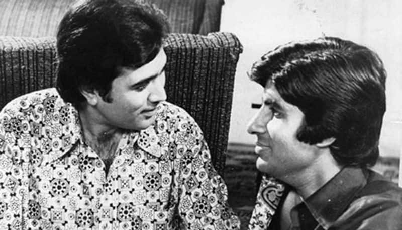 Rajesh Khanna once confessed that he used to envy Amitabh Bachchan's success (Throwback Thursday)