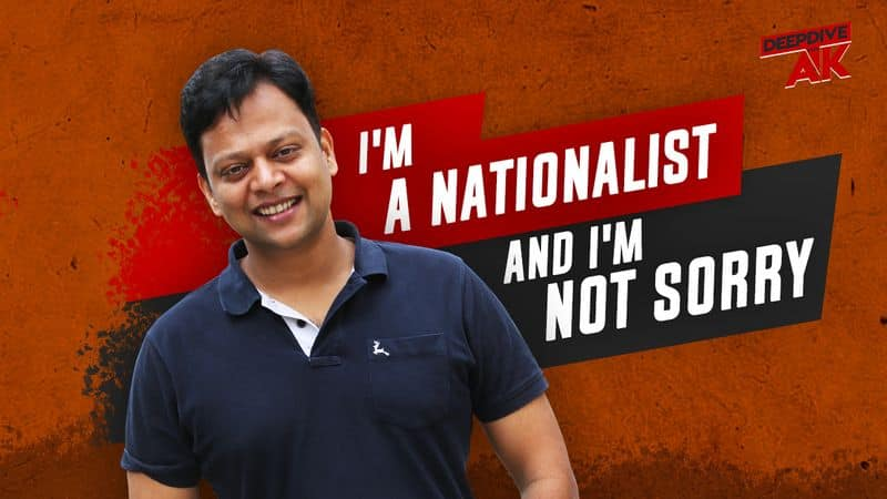 Deep Dive with Abhinav Khare: The general misconception of nationalism