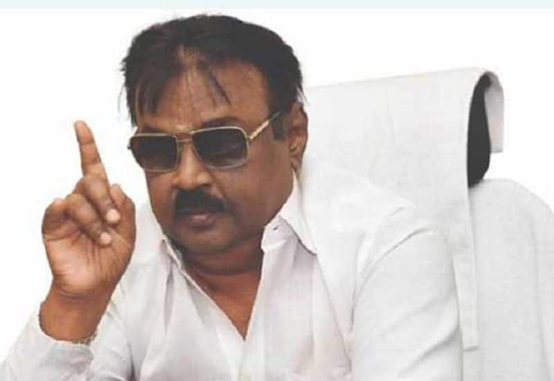 Be vigilant at vote counting centers...vijayakanth alert