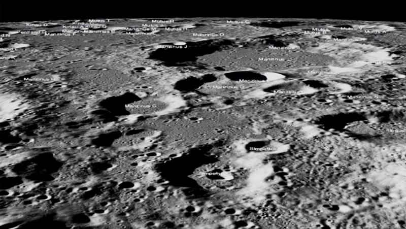 NASA search for Vikram with fresh lunar picture