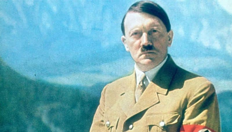 why hitler hate jews