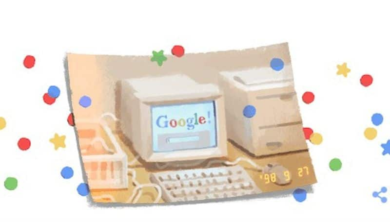 Happy birthday Google Netizens thank search engine for being by their side through thick and thin