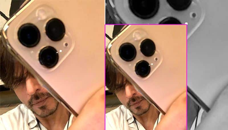 Shah Rukh Khan flaunts iPhone 11 Pro Max on social media, peoples' response is classic