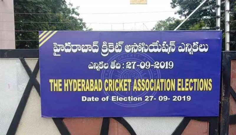 hyderabad cricket association election completed
