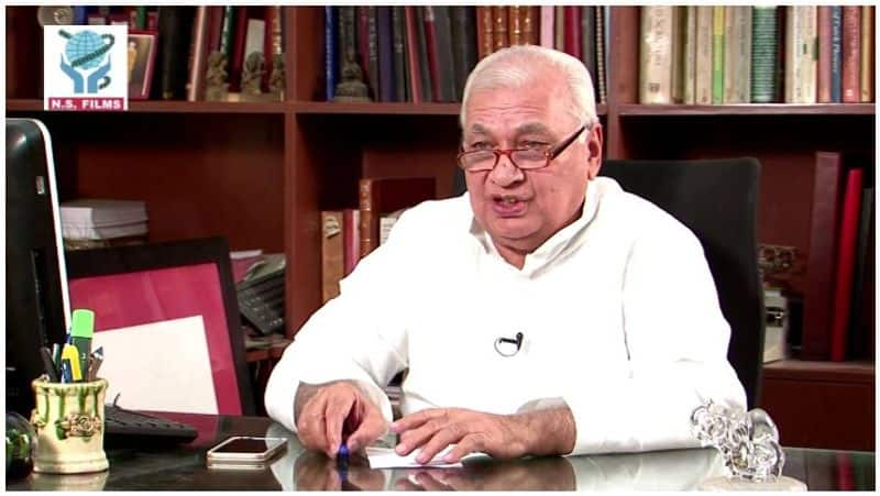 Kerala Governor Arif Mohammad Khan invokes Mahatma Gandhi to defend Citizenship law
