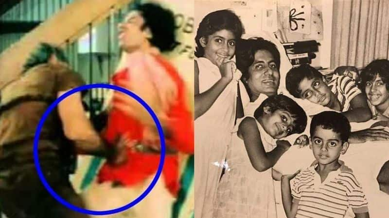 Amitabh Bachchan's 36-year-old video goes viral; clip shows his parents
