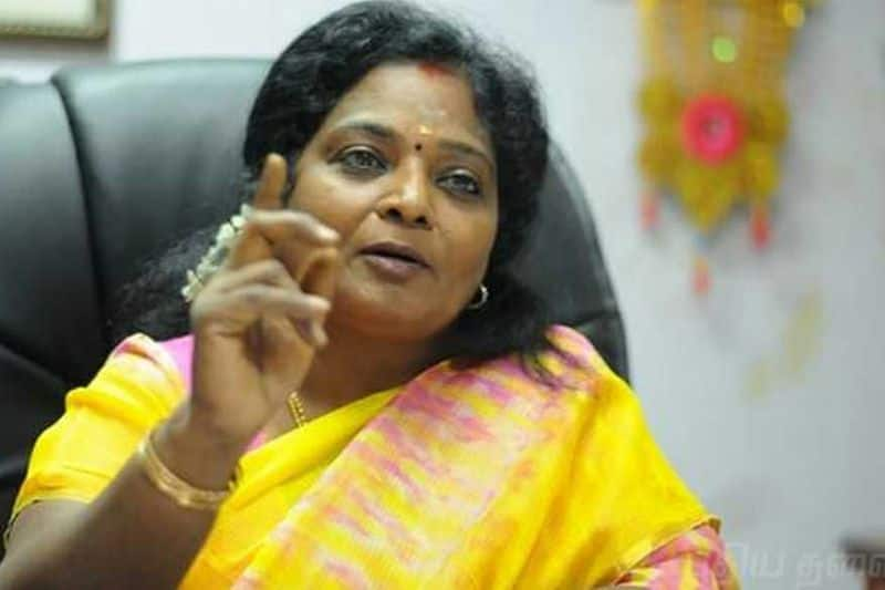 Unlike other states, there is no shortage of corona treatment equipment in Pondicherry- tamilisai sowndara rajan.