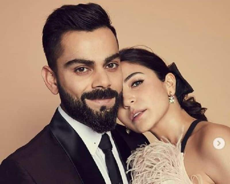 Virat Kohli, Anushka Sharma Look Like A Million Bucks In New Pictures