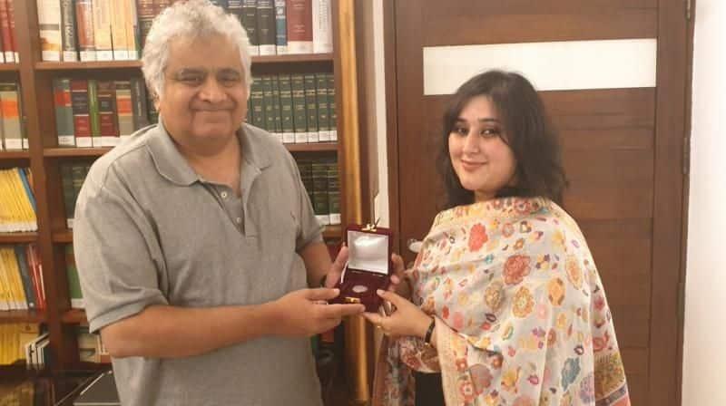 Sushma Saraj last promise fulfilled by her daughter Bansuri