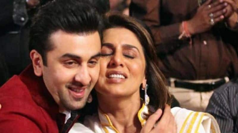 Ranbir Kapoor birthday: Mom Neetu wishes son, shares unseen pictures with endearing note