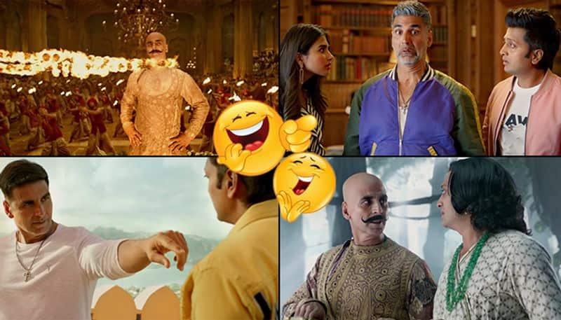 Housefull 4 trailer takes people back to college days