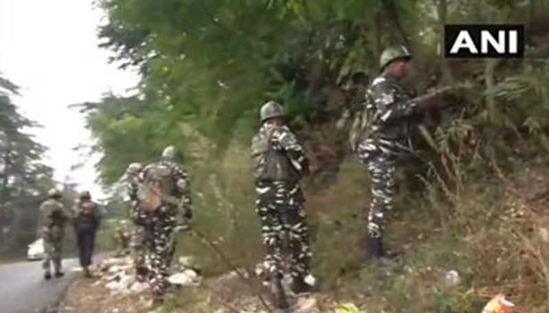 "Operation ""Trishakti"" to be the period of terrorist kingpin Saruri"