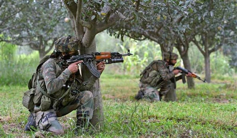 Jammu Kashmir Pakistan violates ceasefire in Hiranagar sector, BSF retaliates